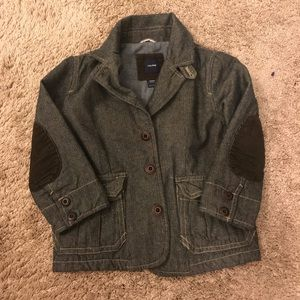 GAP tweed jacket